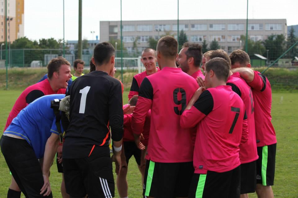 Majstrovstvá Slovenska 2014 - 15