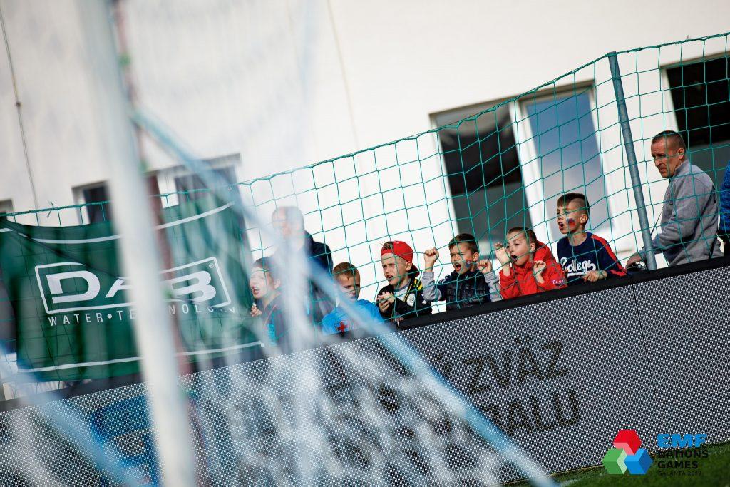 EMF Nations Games Galanta - maly futbal - Filip Nagy